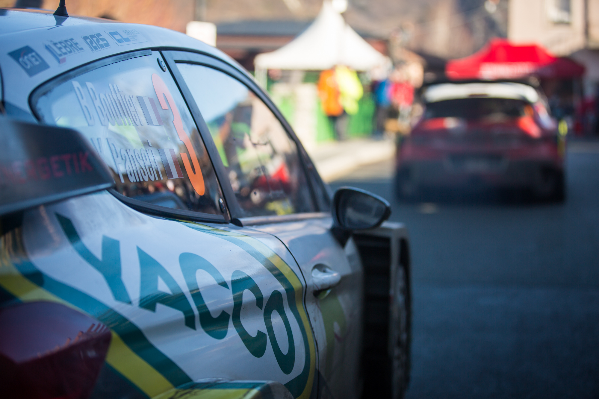 Bryan Bouffier - Ford Fiesta RS WRC