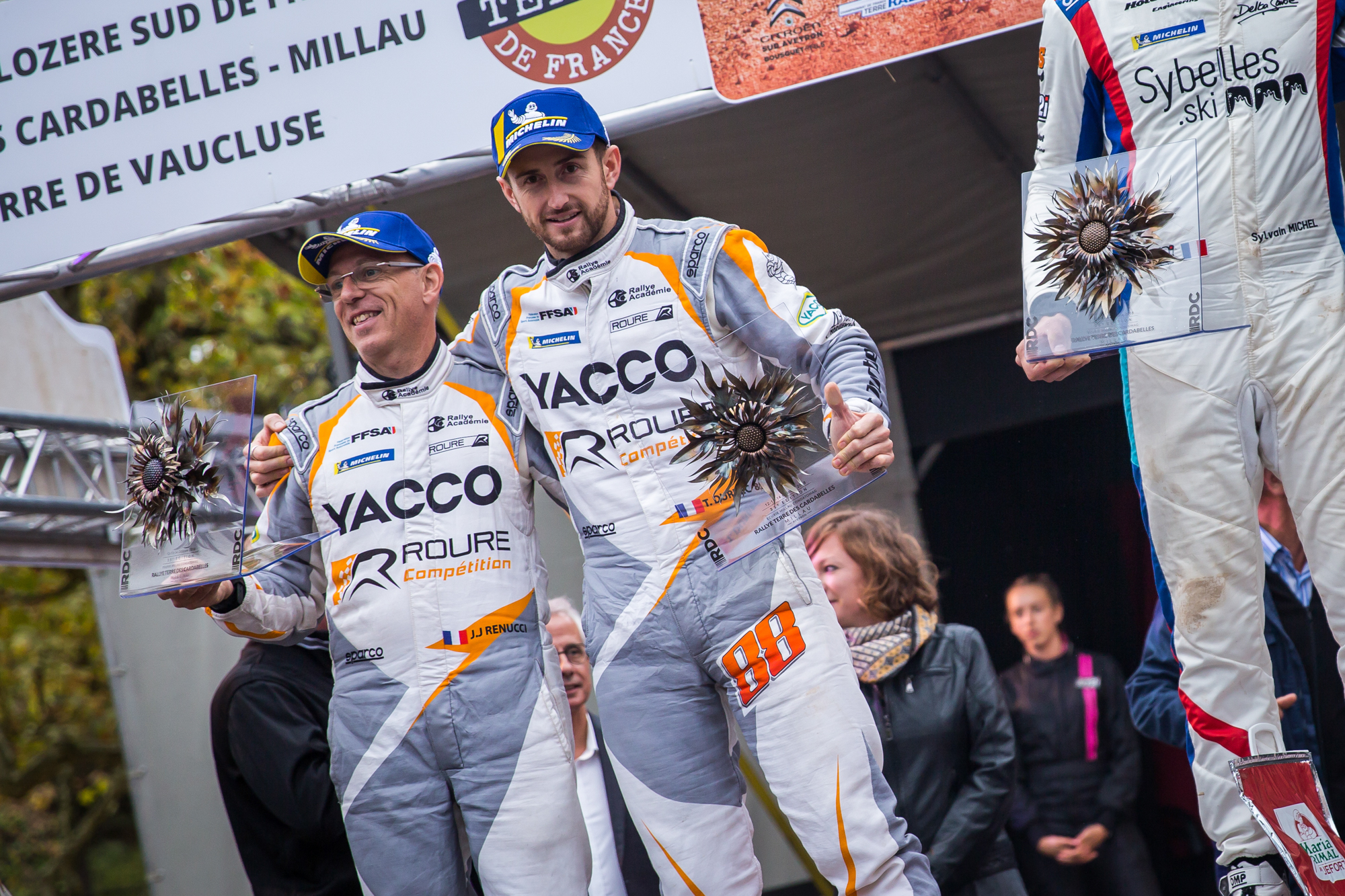 Terre des Cardabelles Rally 2018