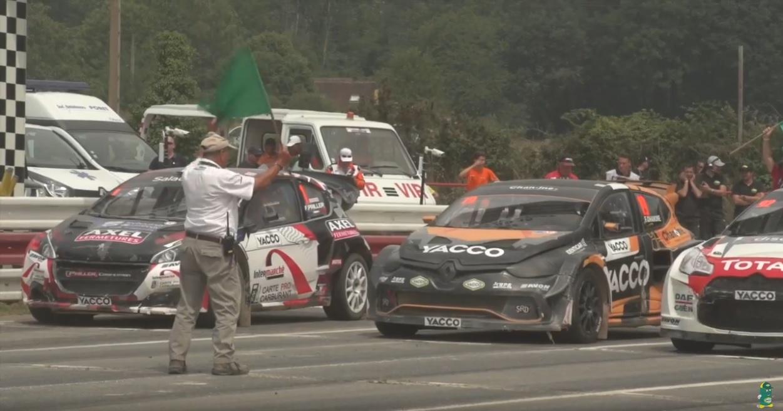 Rallycross 2018 - Lavaré