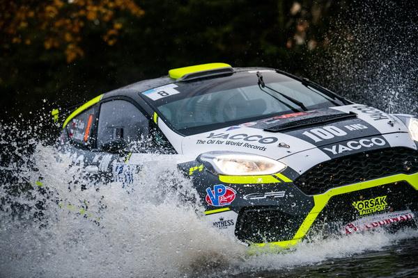 Rallye du Var 2019 - Erik Cais