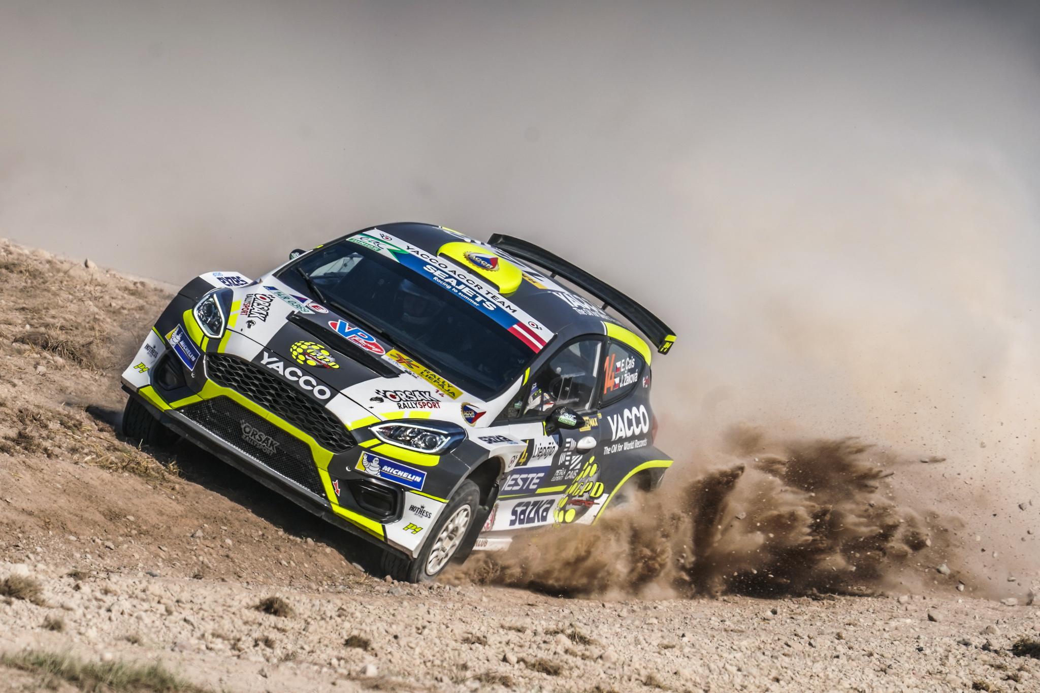 Rally Liepāja 2020 - Erik Cais