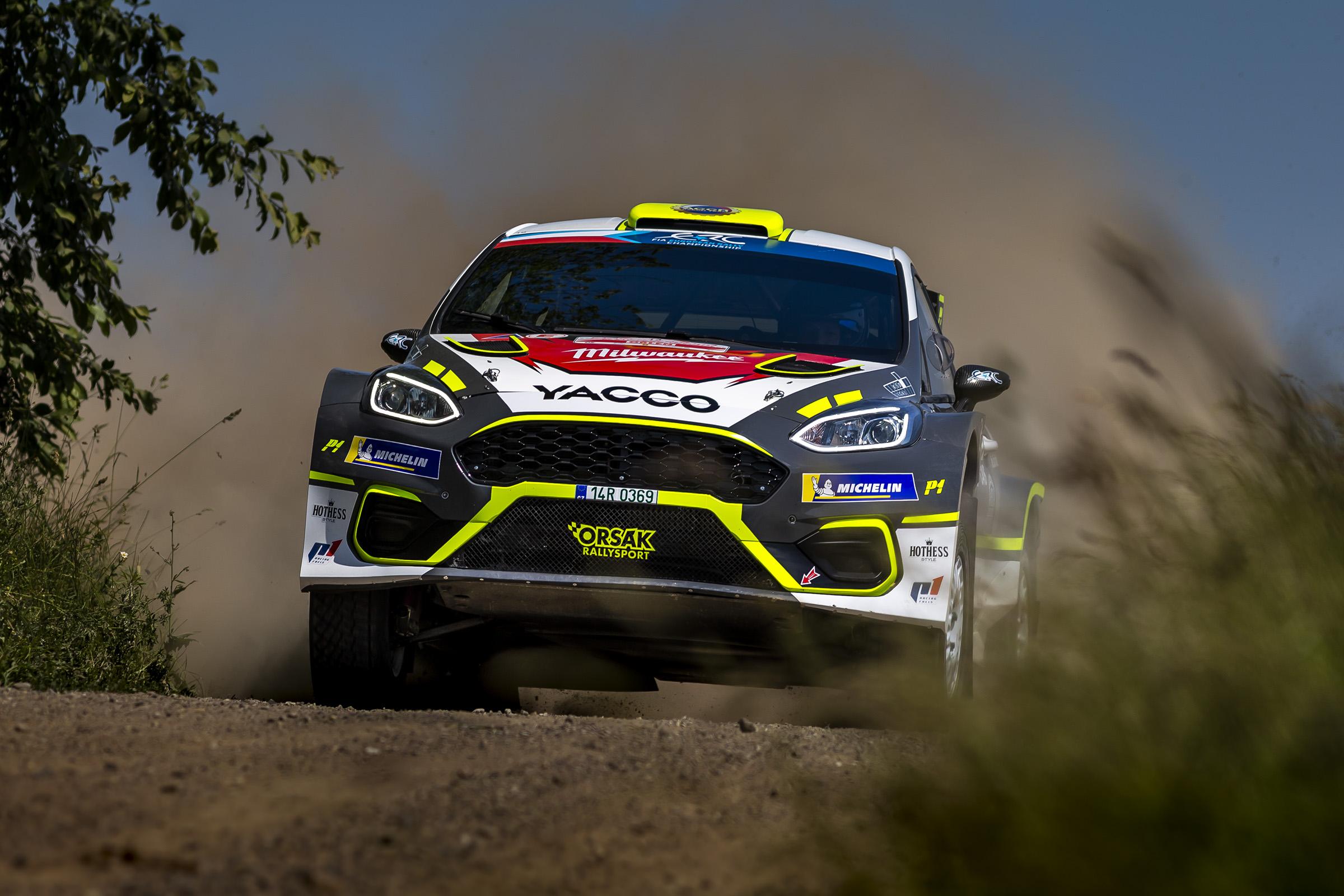 ERC Rally Poland 2021